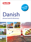 Berlitz Phrase Book & Dictionary Danish Cover Image