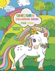 Unicorn Coloring Book for Kids Ages 4-8 Beautiful Unicorn Cover Image