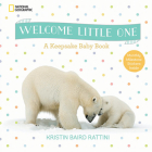 Welcome Little One: A Keepsake Baby Book Cover Image