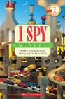 Scholastic Reader Level 1: I Spy an Apple Cover Image