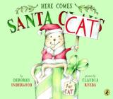 Here Comes Santa Cat Cover Image
