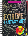 Scratch & Sketch Extreme Fantasy Art (Trace Along) Cover Image