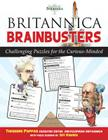 Britannica Brainbusters: Challenging Puzzles for the Curious-Minded Cover Image