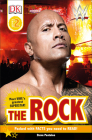 DK Reader Level 2:  WWE The Rock (DK Readers Level 2) Cover Image