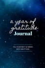 A Year of Gratitude: A Journal and Tracker to practice gratitude daily - One Year Planner of cultivating an attitude of gratitude [6