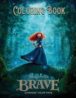 Brave Coloring Book Cover Image