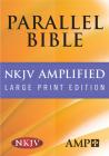 Parallel Bible-PR-Am/NKJV-Large Print Cover Image