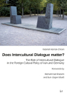 Does Intercultural Dialogue matter?: The Role of Intercultural Dialogue in the Foreign Cultural Policy of Iran and Germany (Außenpolitik - Diplomatie - Sicherheit/I) Cover Image