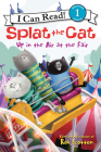 Splat the Cat: Up in the Air at the Fair (I Can Read Level 1) Cover Image