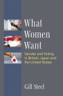What Women Want: Gender and Voting in Britain, Japan and the United States Cover Image