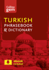 Collins Gem Turkish Phrasebook & Dictionary Cover Image