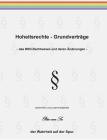 Hoheitsrechte - Grundverträge: das BRD-Rechtwesen und deren Änderungen Cover Image