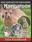 Kangaroos: Photos and Fun Facts for Kids Cover Image