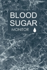 Blood Sugar Monitor: Glucose Monitoring Logbook - Record 1 Full Year Blood Sugar Levels (Before & After) + Record Meals and Medication. Pro Cover Image