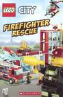 Firefighter Rescue: Firefighter Rescue (Lego City) Cover Image