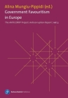 Government Favouritism in Europe: The Anticorruption Report, Volume 3 Cover Image