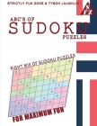 ABC's Of Sudoku Puzzles: Right Mix Of Sudoku Puzzles For Maximum Fun Cover Image