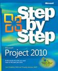 Microsoft Project 2010 Step by Step [With Access Code] Cover Image