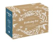 Birthday Box: Twenty Birthday Cards Cover Image