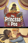 The Princess and the Pea: A Discover Graphics Fairy Tale Cover Image