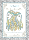 Gemini: Your Cosmic Coloring Book: 24 Astrological Designs for Your Zodiac Sign! Cover Image