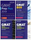 GMAT Complete 2019: The Ultimate in Comprehensive Self-Study for GMAT (Kaplan Test Prep) Cover Image