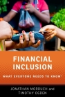 Financial Inclusion: What Everyone Needs to Know(r) Cover Image