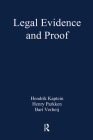 Legal Evidence and Proof: Statistics, Stories, Logic (Applied Legal Philosophy) Cover Image