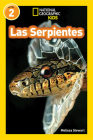 National Geographic Readers: Las Serpientes (Snakes) Cover Image