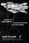 Journal of a Homecoming / Cahier d'Un Retour Au Pays Natal Cover Image