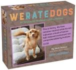 WeRateDogs 2019 Day-to-Day Calendar Cover Image