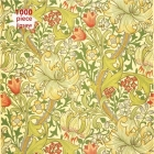 Adult Jigsaw Puzzle William Morris Gallery: Golden Lily: 1000-piece Jigsaw Puzzles Cover Image