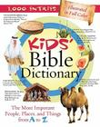 Kids' Bible Dictionary Cover Image
