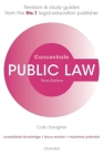 Public Law Concentrate Cover Image