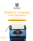 English A: Language and Literature for the Ib Diploma Exam Preparation and Practice with Digital Access (2 Year) Cover Image