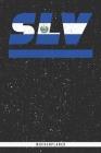 Slv: El Salvador Wochenplaner mit 106 Seiten in weiß. Organizer auch als Terminkalender, Kalender oder Planer mit der el sa Cover Image