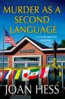 Murder as a Second Language Cover Image
