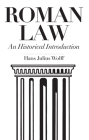 Roman Law: An Historical Introduction Cover Image