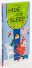 Hide-and-Sleep: A Flip-Flap Book Cover Image
