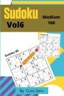 Sudoku Medium: Vol6 Cover Image