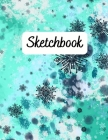 Sketchbook: Colorful cover for your best creations, Notebook for your sketches, drawings and creative writing Cover Image