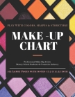 Make-Up Chart: A Professional Make-Up Practice Workbook for Make-Up Artists, Beauty Students &Cosmetics Industry. 50 FACE CHARTS with Cover Image