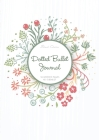 Dotted Bullet Journal: Medium A5 - 5.83X8.27 (Summer Wreath) Cover Image