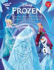 Learn to Draw Disney's Frozen: Featuring Anna, Elsa, Olaf, and all your favorite characters! (Licensed Learn to Draw) Cover Image
