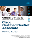 Cisco Certified Devnet Associate Devasc 200-901 Official Cert Guide Cover Image