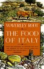 The Food of Italy Cover Image