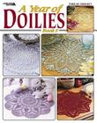 A Year of Doilies, Book 5 (Leisure Arts #3706) Cover Image