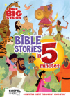 One Big Story Bible Stories in 5 Minutes (padded): Connecting Christ Throughout God's Story Cover Image