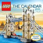 Lego: The Calendar 2013 Cover Image