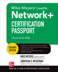 Mike Meyers' Comptia Network+ Certification Passport, Seventh Edition (Exam N10-008) Cover Image